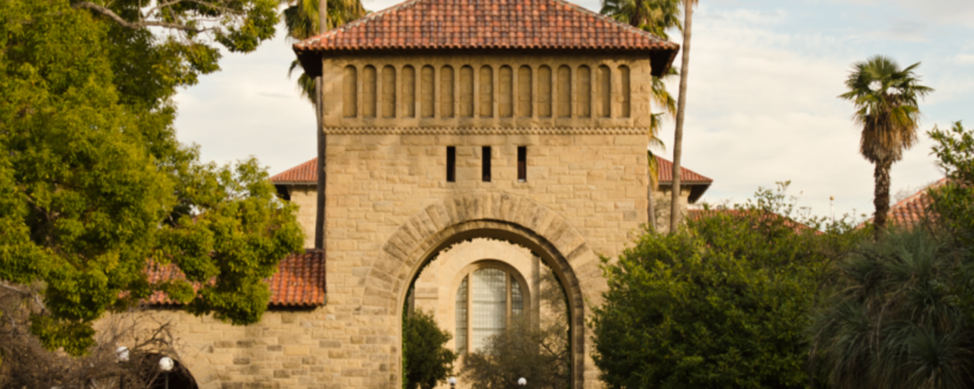 stanford main quad arches